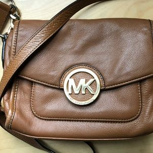 Preloved Michael Kors cross body bag